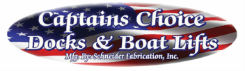 Captains Choice Docks and Hydraulic Lifts - Michigan Made